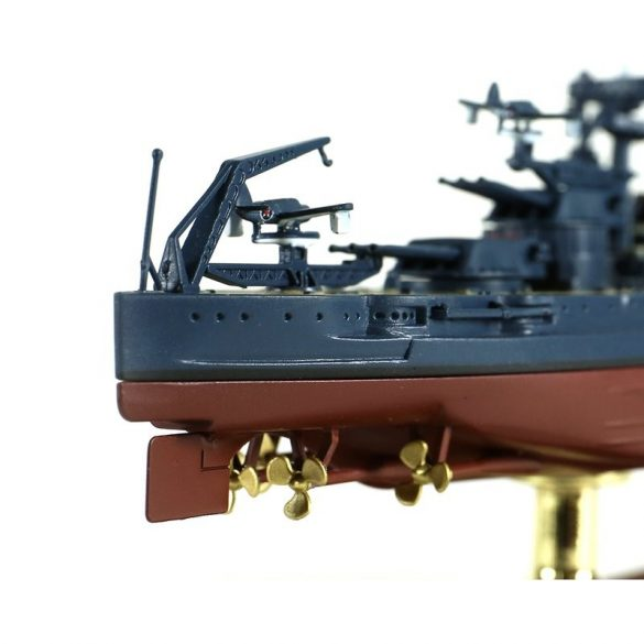 USS Arizona (BB 39) csatahajó makett