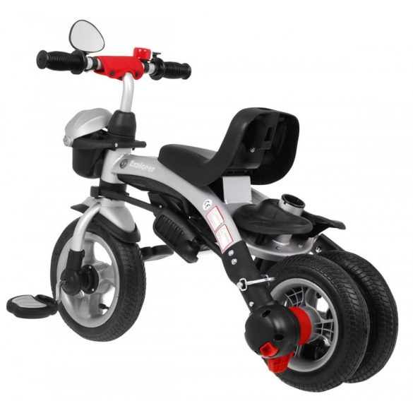 SporTrike Explorer Air tricikli (zöld) 3 in 1